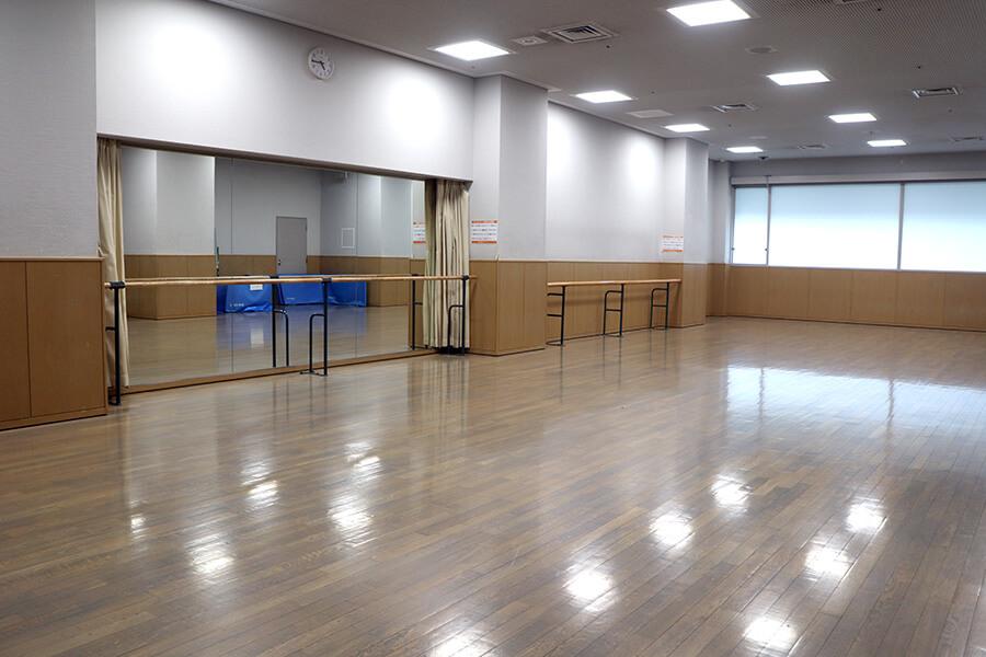 第2小体育室