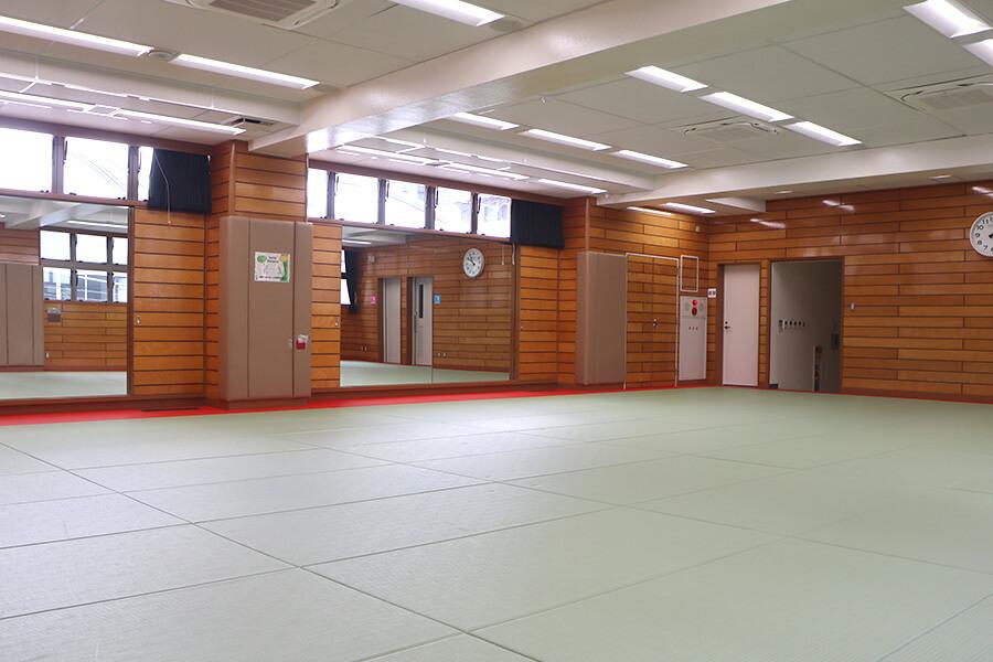 第1武道場